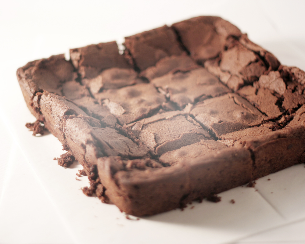 ultimate chocolate brownies - 8