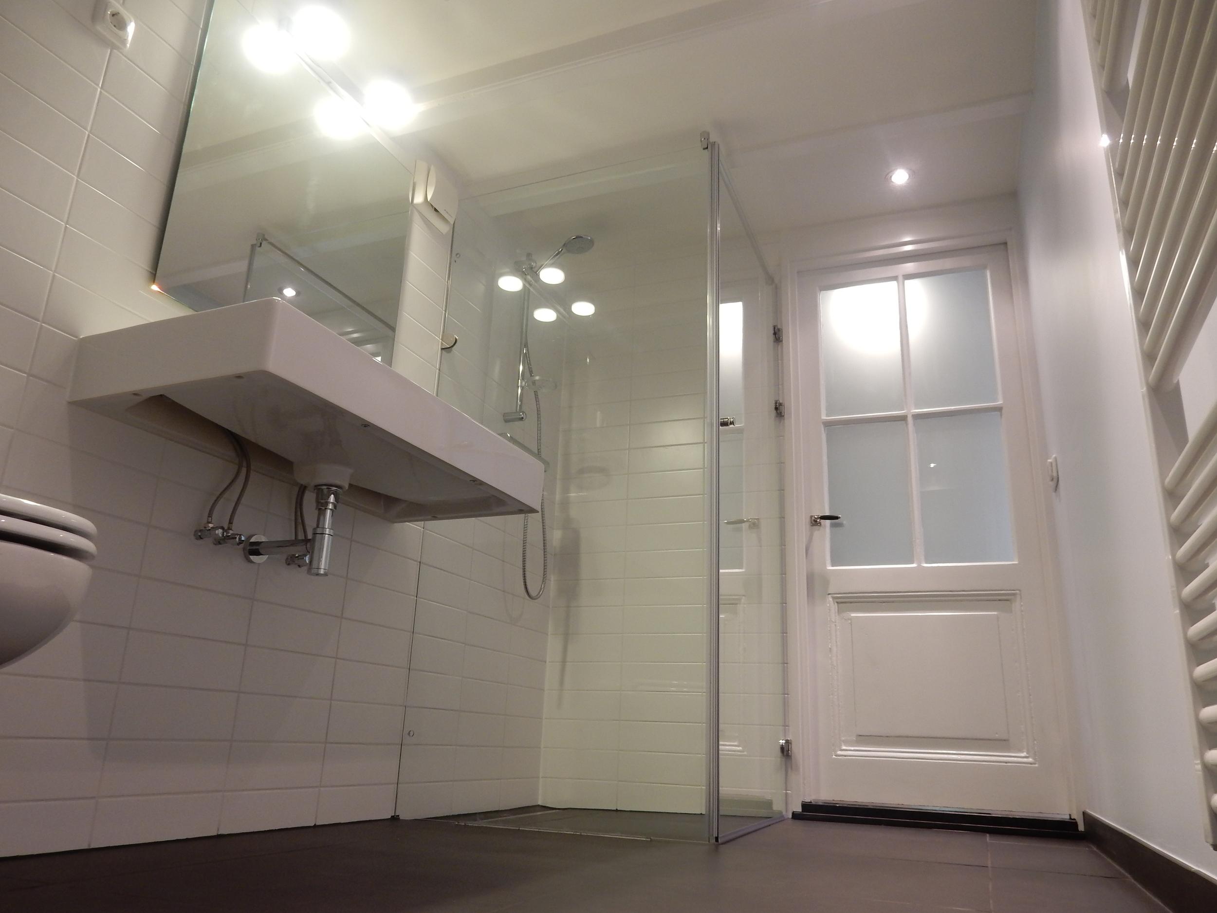 Resultaat van een totale make-over van een badkamer