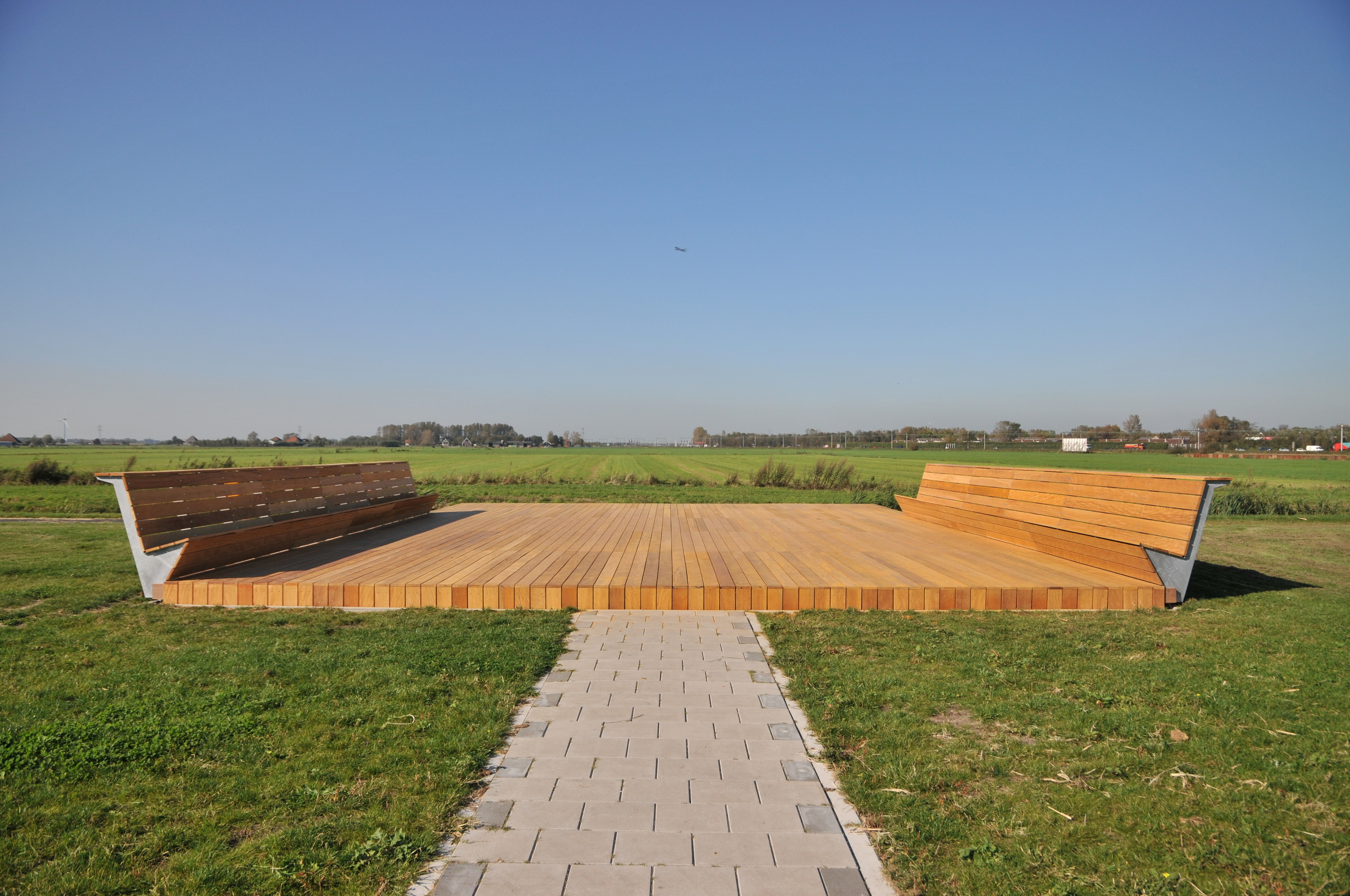 Buurtvlonder in Saendelft / Zaanstad