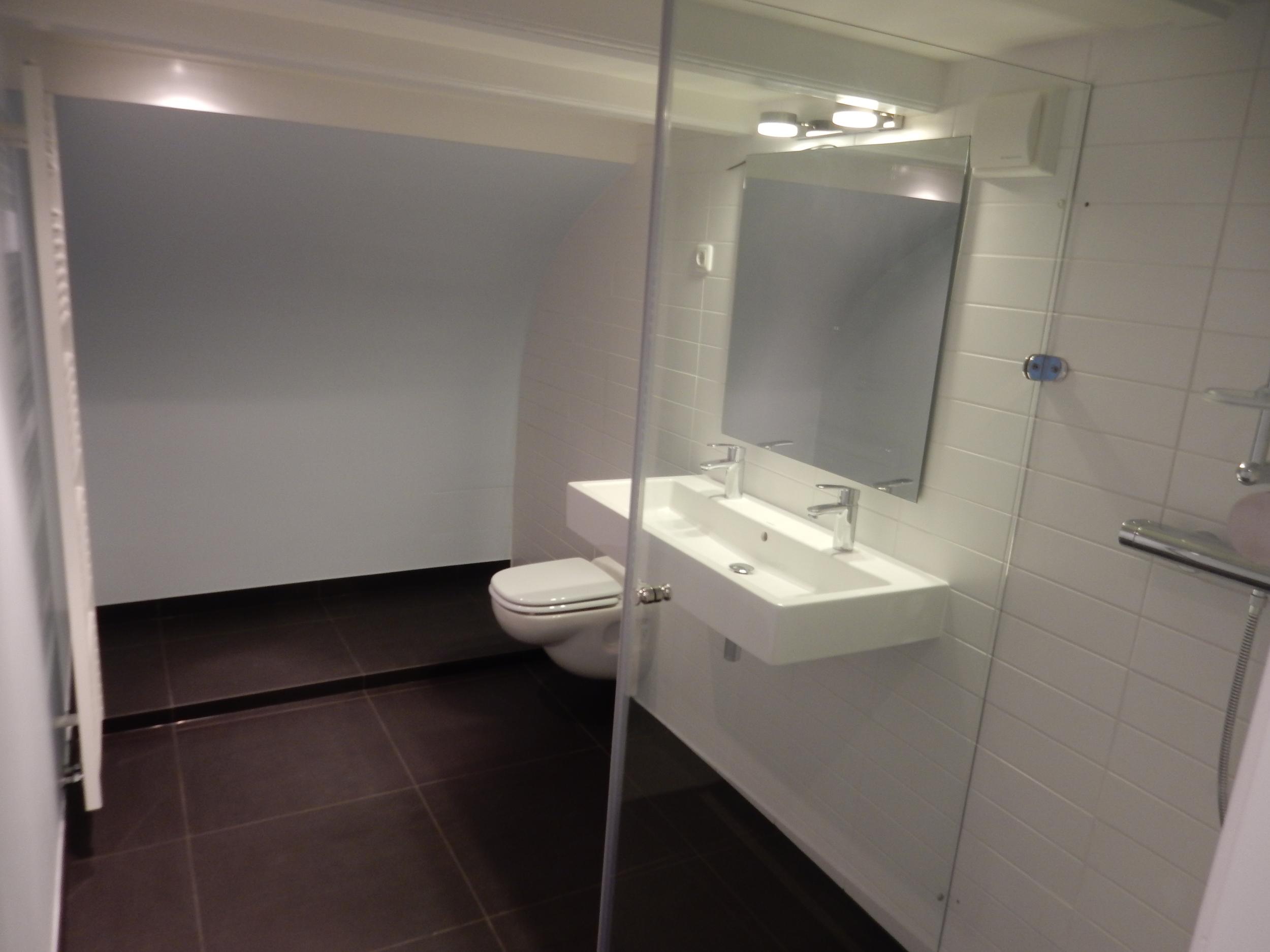 Badkamer, na de verbouwing