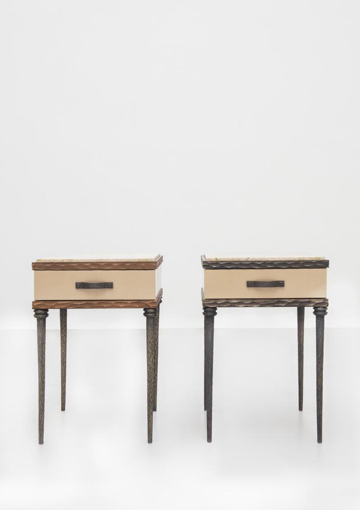 ZAHABA BEDSIDE TABLE