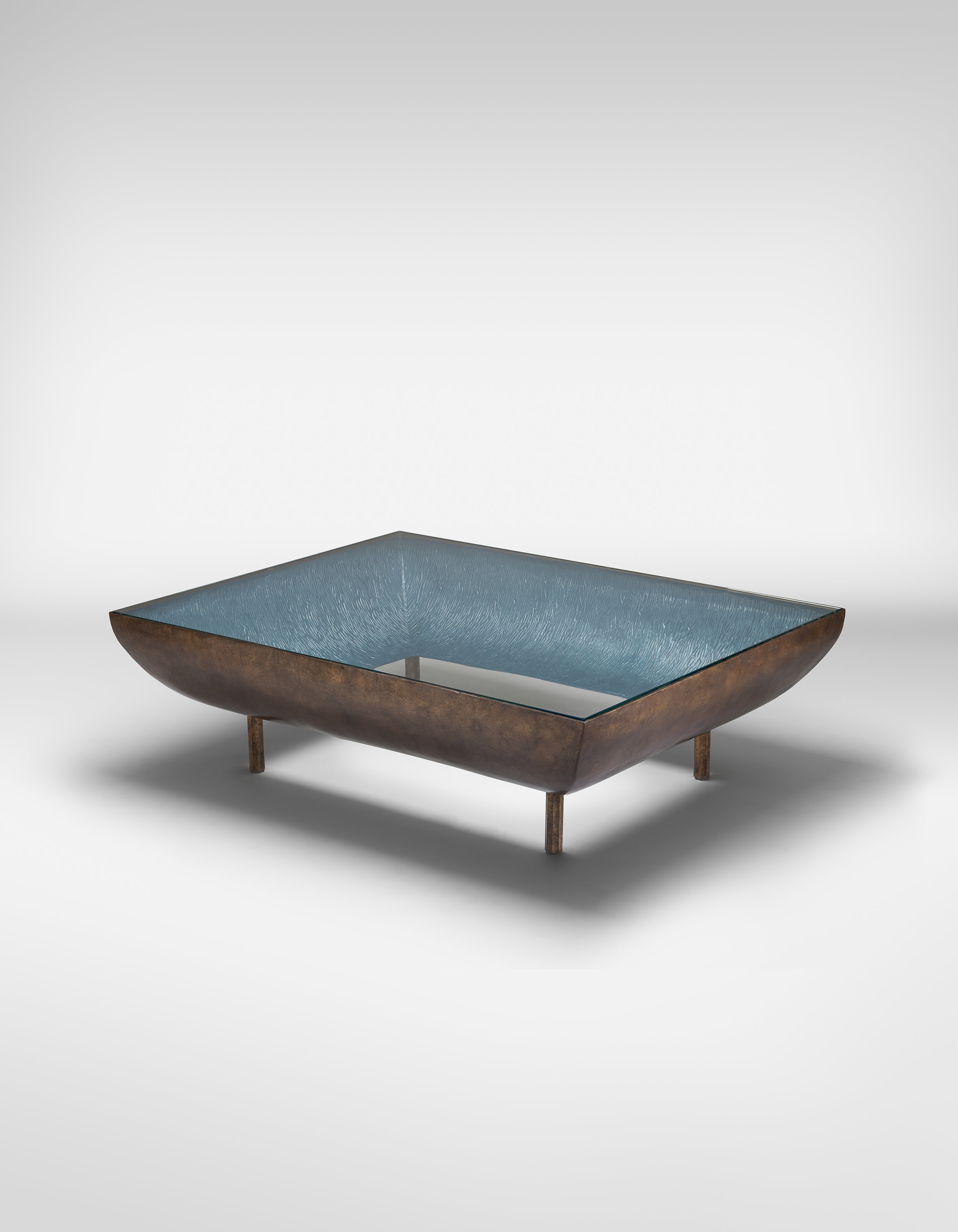 Anthony Coffee Table by Francis Sultana