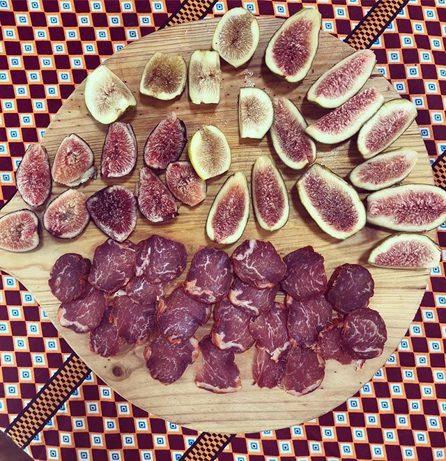 🤤 lunch time #figos #fruta #figs #agricultura #farming