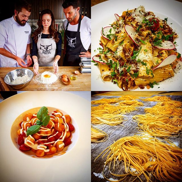 Join us this coming Tuesday the 24th for our Pasta and Sauces Class! Give your Italian game an upgrade!! #bornskitchen#cookingclass#cookingindubai#cookingclassesindubai#cooking#foodindubai#dubaifoodies#foodnetwork#dubaifoodscene#dubaifoodies#italian101#italian#tortiglioni#sundriedtomato#sofrito#parsley#onions#garlic#radishes#parmesan#freshpasta#likemommamadeit