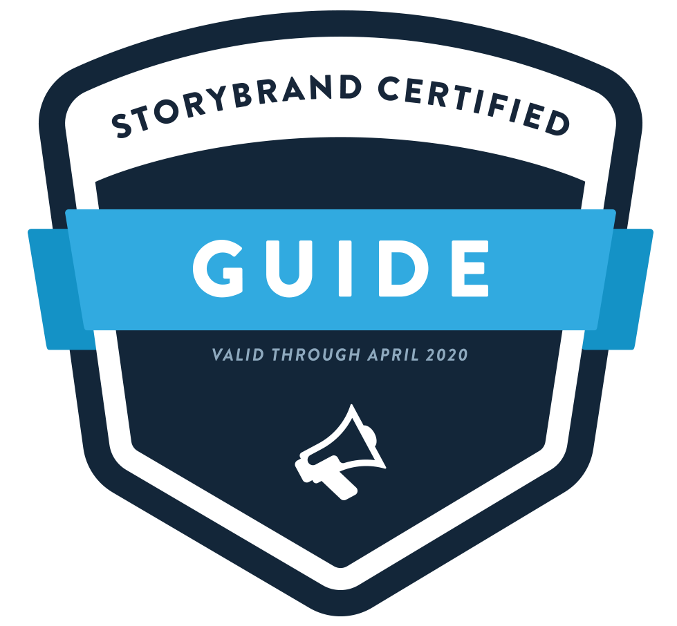Get Help from a StoryBrand Certified Guide