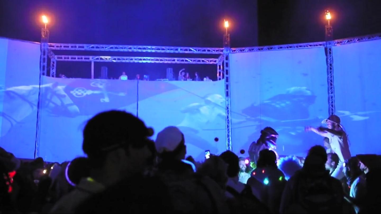 Apex Coliseum - Burning Man 2103