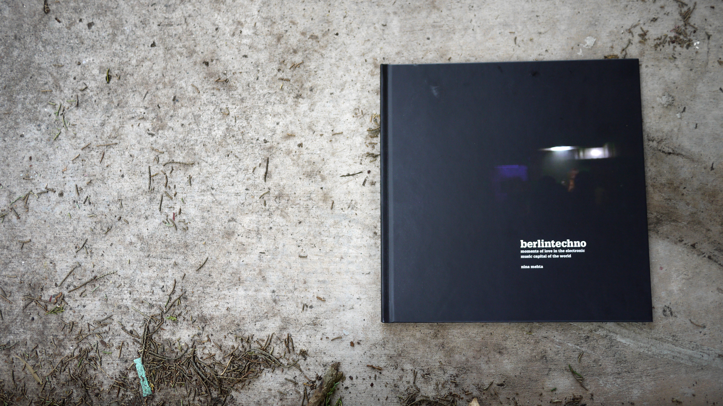 Berlintechno: a book on moments of love in the electronic music capital of the world