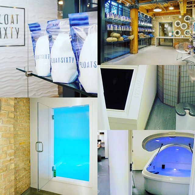 We are so happy to be a part of Chicago's River North family of businesses and being named one of the best places to relax in the city! We thank you for all of your love and support! Now let's float!  #floatsixtychicago #floatsixtyrivernorth #float60 #rivernorthchicago #rivernorth #chicago