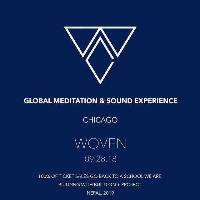 We support you @curatingmindfulness !!! ・・・ On SEPTEMBER 28TH, join us in a mass meditation featuring live sound healing, guided meditation, poetry and special guest speakers on our Mindful Talk Panel. The location is one of a kind, and we promise you this experience will be breathtaking. 100% of ticket sales go towards building a school in Nepal next year with @buildon + @projectinteriors  Book Your Experience @ www.curatingmindfulness.com #soundexperience #soundbath #nepal #buildon
