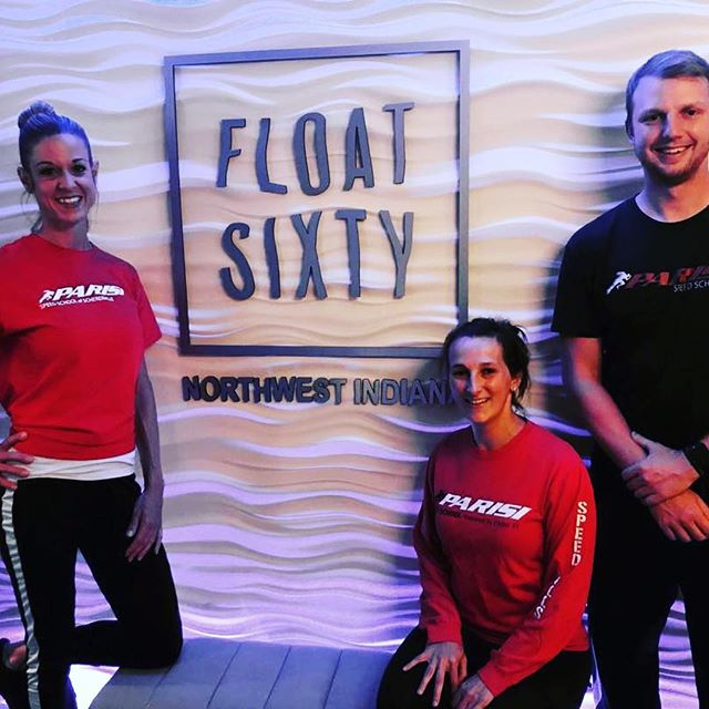 #Repost @floatsixtynorthwestindiana ・・・ These Parisi coaches came to visit us here at @floatsixtynorthwestindiana ! So excited to announce our first partnership with @parisischererville 👏🏼 They help build athletes by providing them with a foundation for building speed, strength, power and flexibility. Check them out!  Want to be a featured partner? DM us!