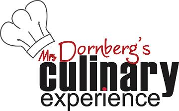 Mrs. Dornberg's Culinary Experience