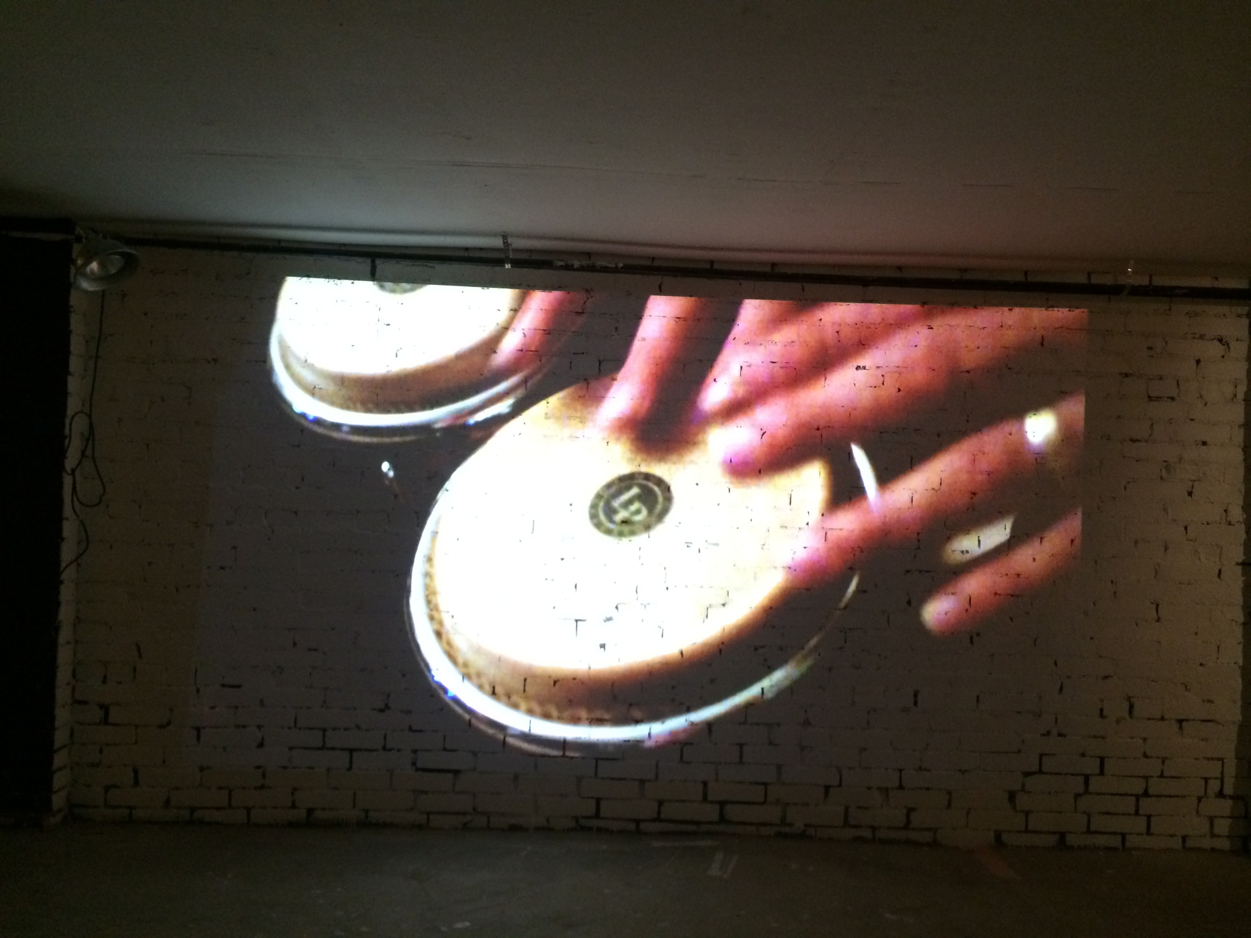 Ripple Effect  (2013)  Short Film Projections Shown at The Denver Art Society   VIDEO
