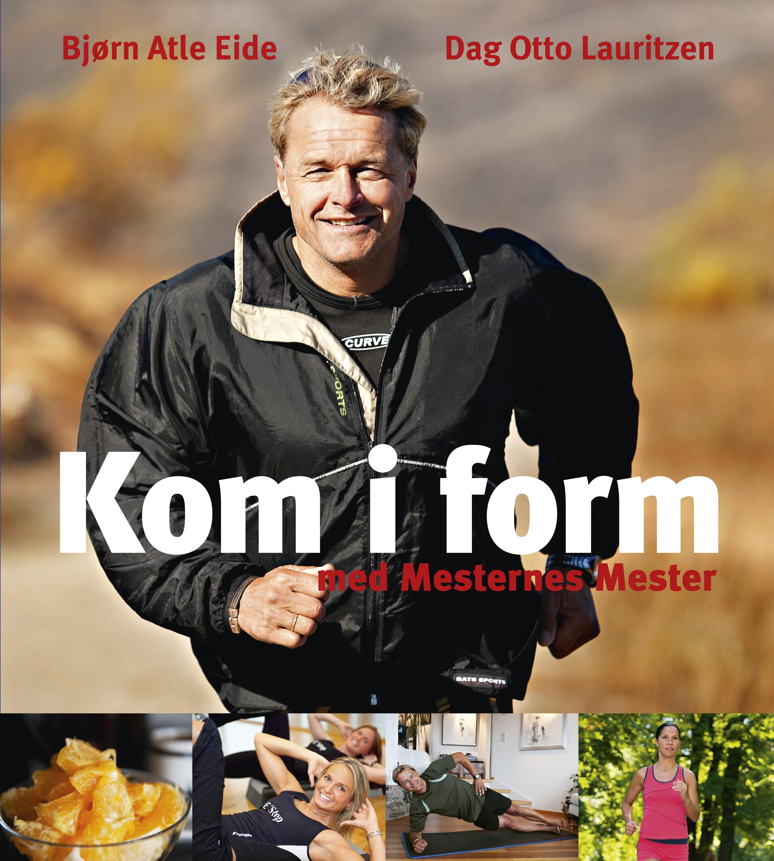 Tips om trening og motivasjon, og forslag til treningsprogram for mosjonister på ulike nivåer (Schibstad Forlag 2009)
