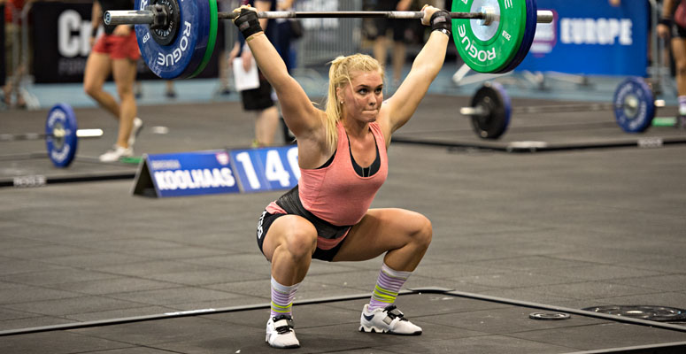 Katrin Tanja Davidsdottir is the 2015 Fittest Woman on Earth, Katrin was a games rookie this year but she steadily kicked butt and took the title. There is definitely something in the water in Iceland.