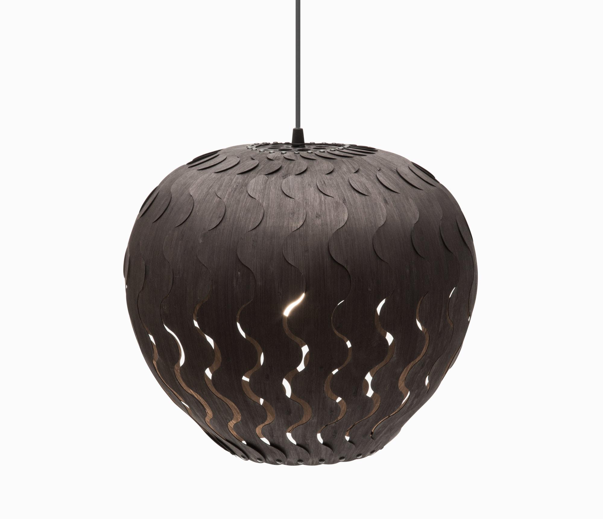 Belle Large Black Stain Bamboo Kitset, $945
