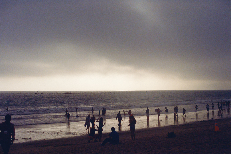 "VENICE BEACH II 2013, 32"" x 48"" $2,000"