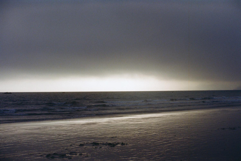 """VENICE BEACH I 2013, 32"""" x 48"""" $2,000"""
