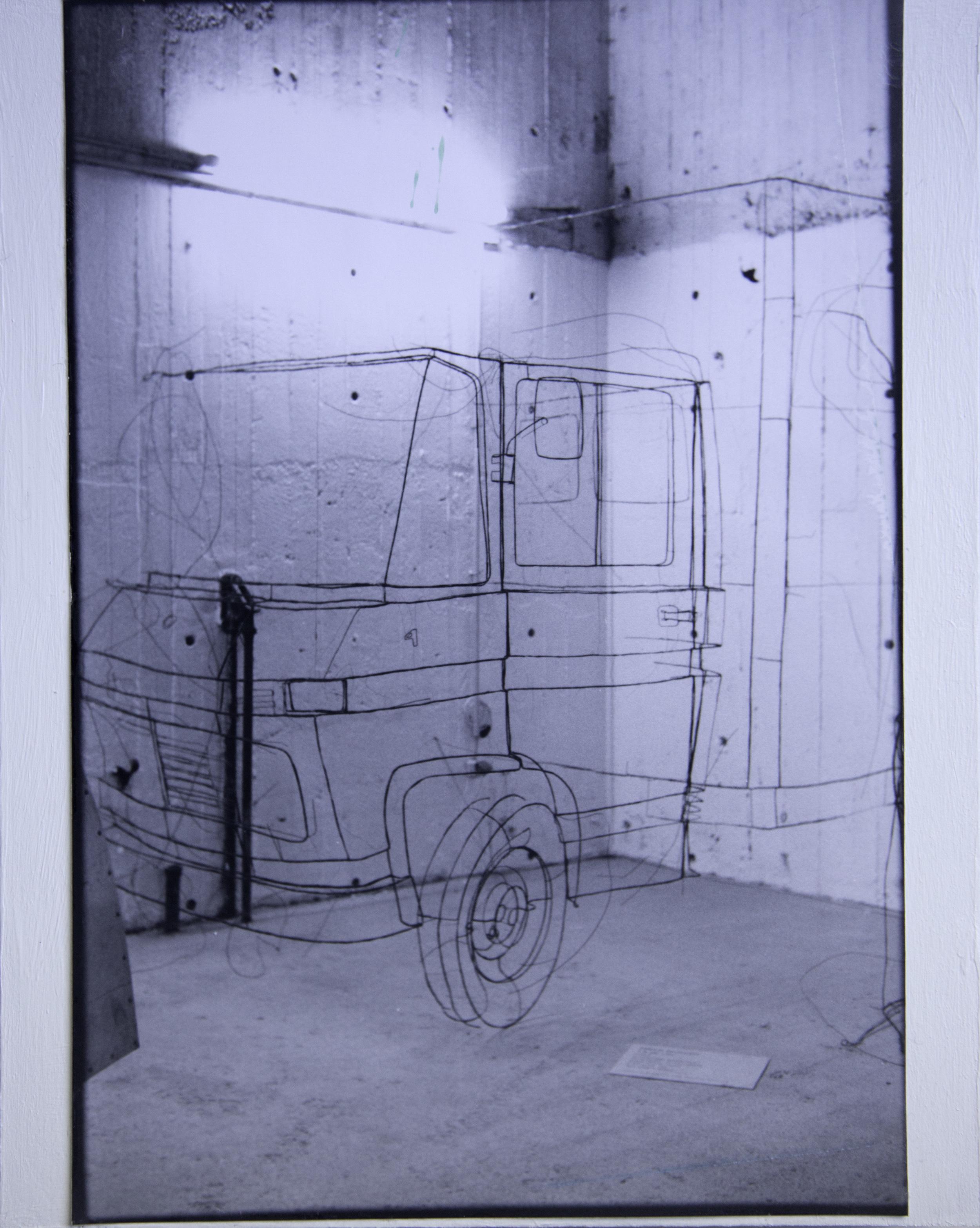 """""""Wire Truck"""" (2016)"""