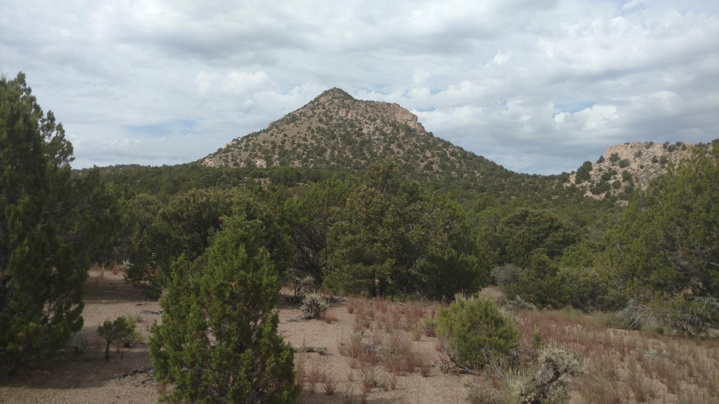 Antelope Peak - Antelope Peak - UT quadrangle. UT Rank: 2888, UT Prominence Rank 2240