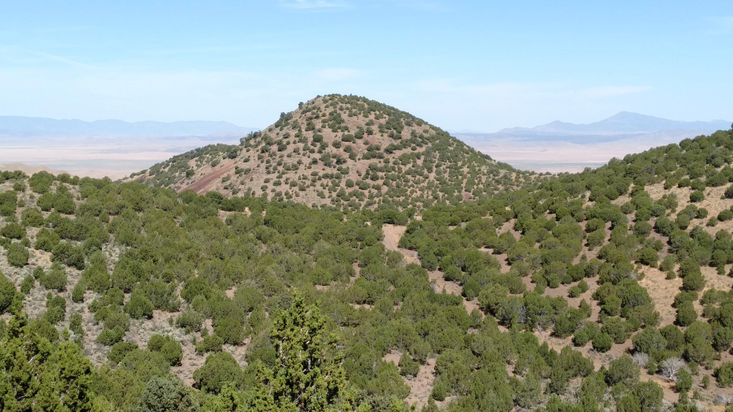 Unnamed Peak 7249; Iron County; Baboon Peak-UT quad; Rise: 309'; UT Rank 2048