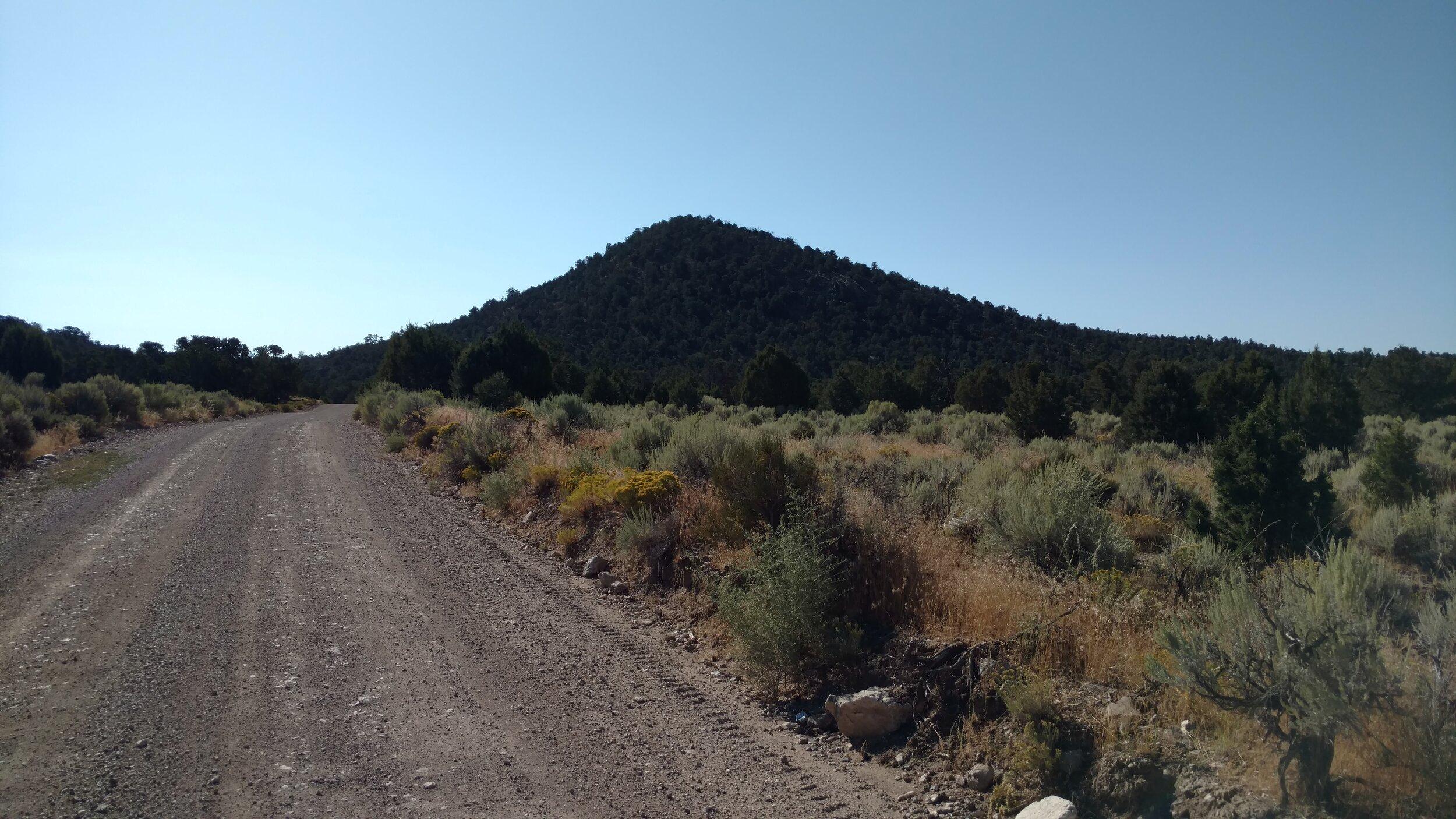 Unnamed peak 7169; Beaver County; The Tetons quadrangle; unranked.
