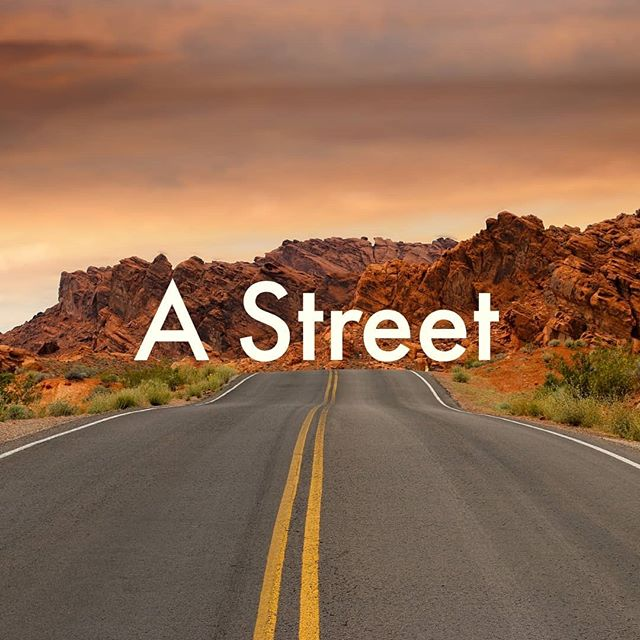 What street do you live on? What street do you take to work? What street do you take to escape? What street do you take to go home? What street do you take to get something good to eat? What street should I avoid? What street do you miss? What street can we explore?