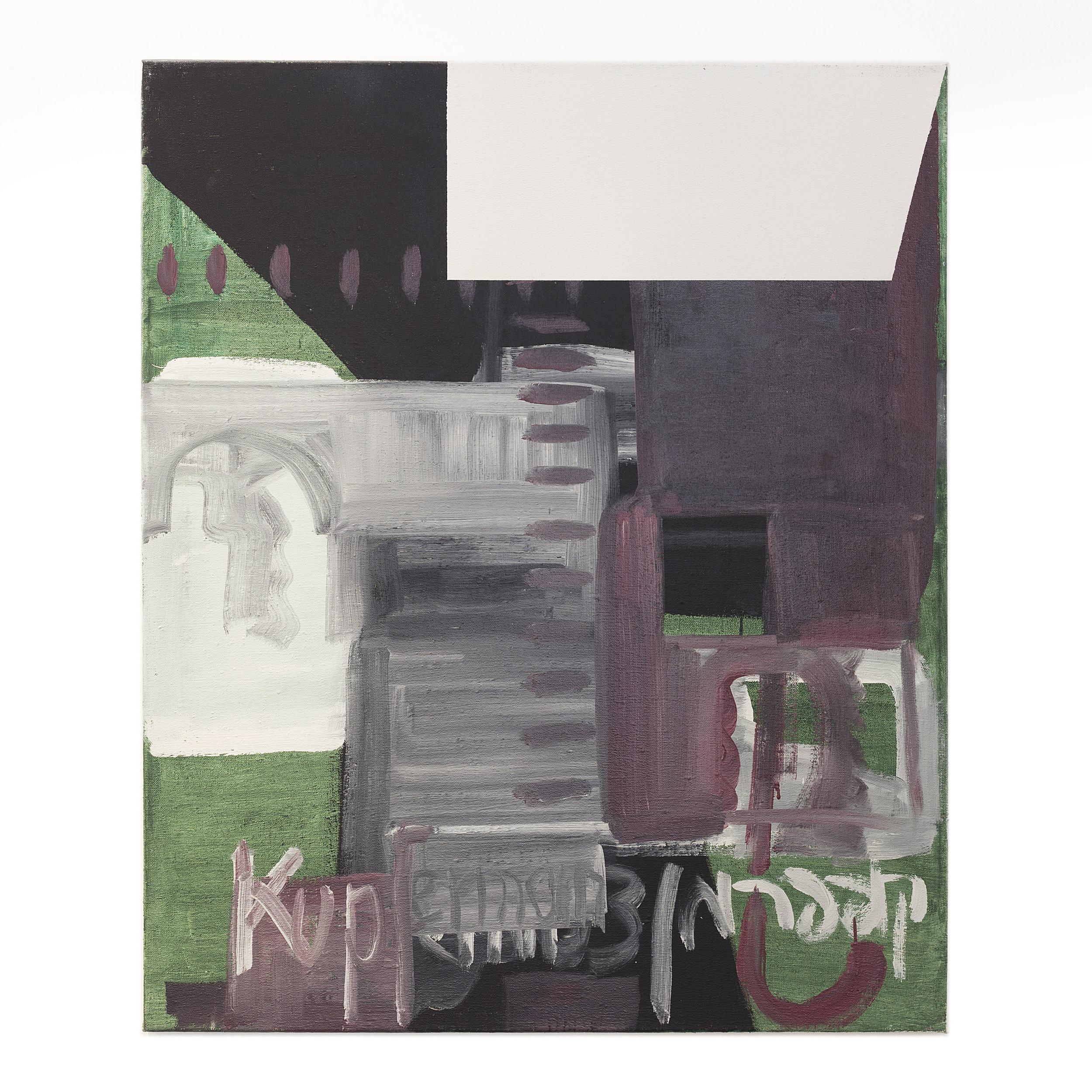Moshe Kupferman | His Last Paintings at Sommer Gallery