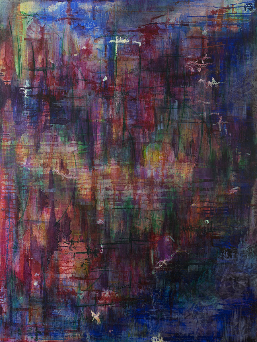 Starry Night - $2,200