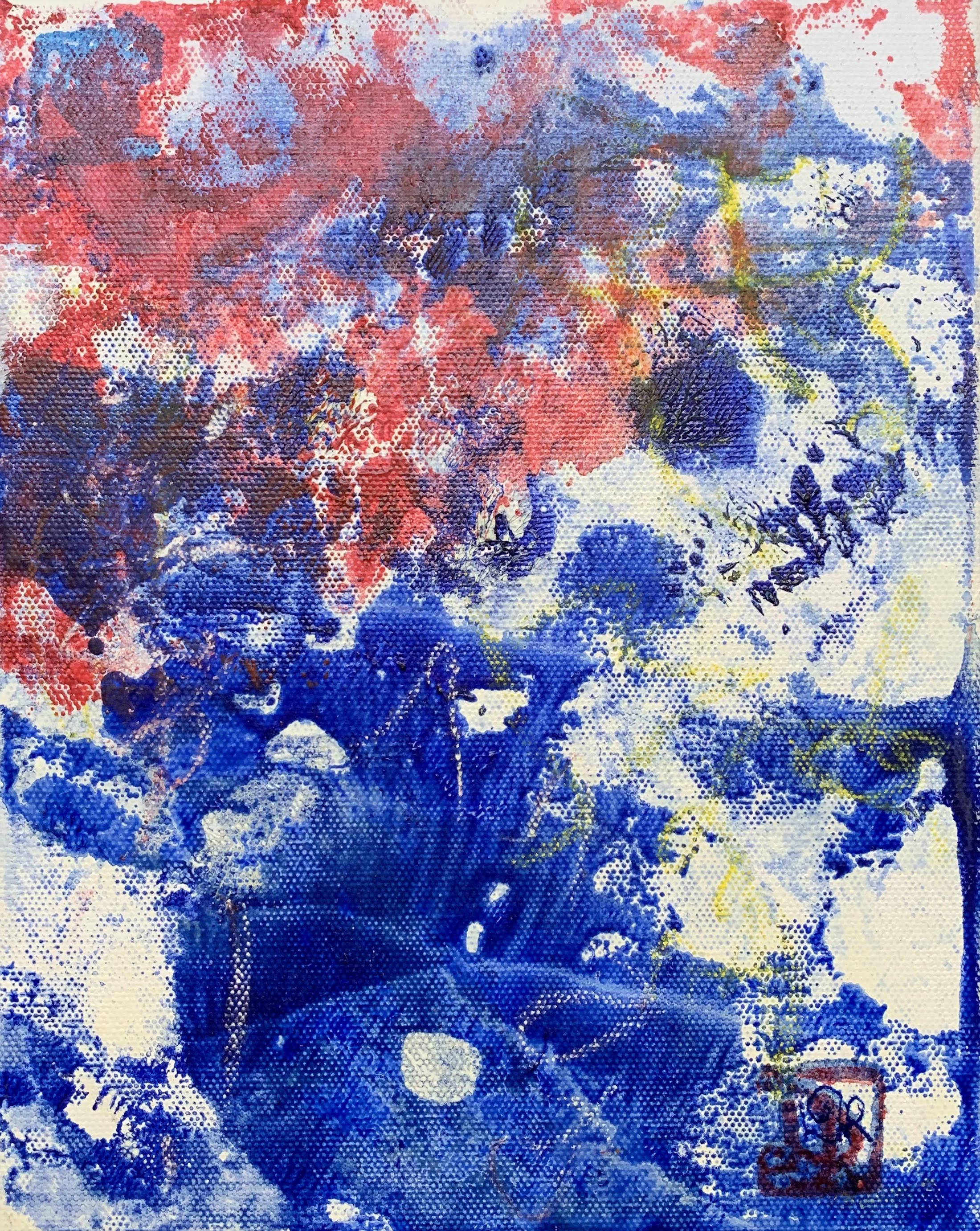 Red White and Blue - $200
