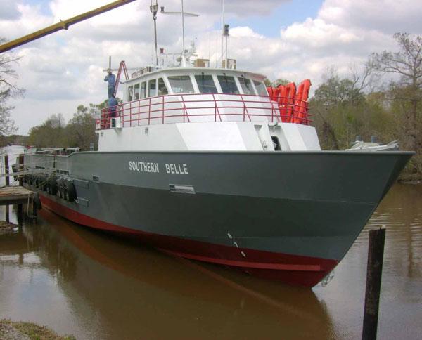 170' Crew Supply Vessel
