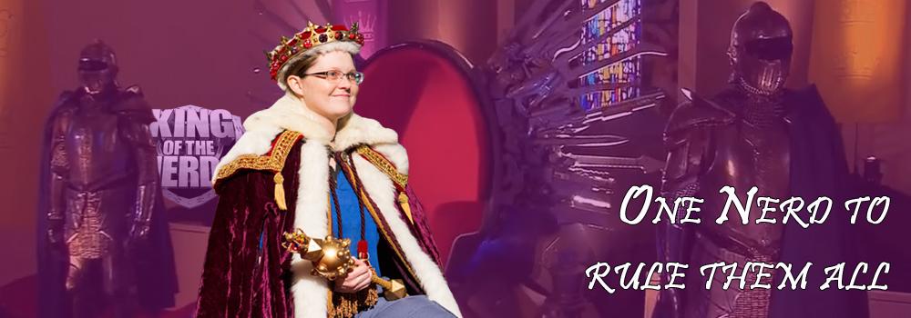 Season 2, Episode 8 - One Nerd to Rule Them All (Finale)
