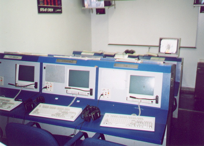 US Space Camp Huntsville MOCR - 1999