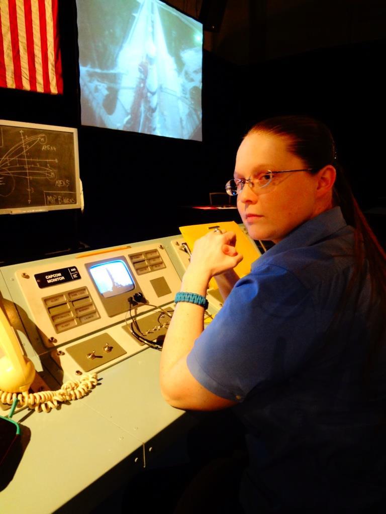 Apollo 13 Live Action Theater - Spokane Washington - 2012