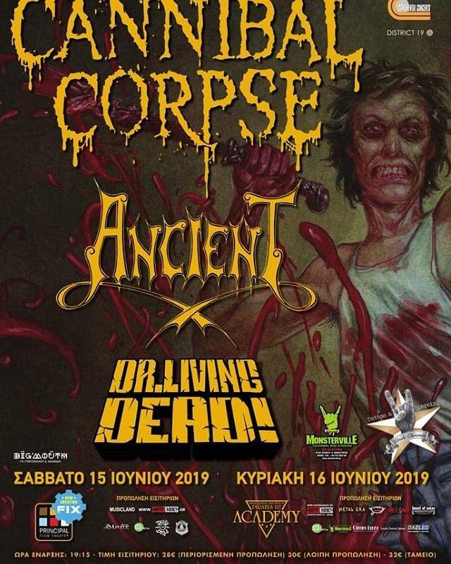 No comments 🤐 #mosh #drlivingdead #cannibalcorpse #worldpeace #thrashmetal #deathmetal