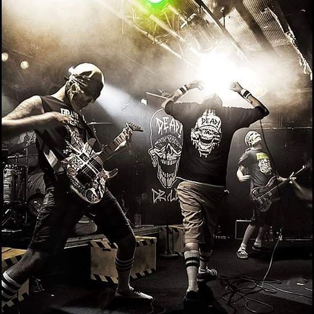 Pretty pretty rad!🤙🏼 #drlivingdead #dead #thrashmetal #foda #metal