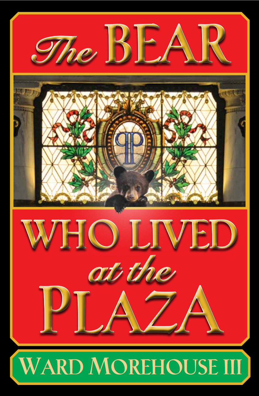 Bear at the Plaza