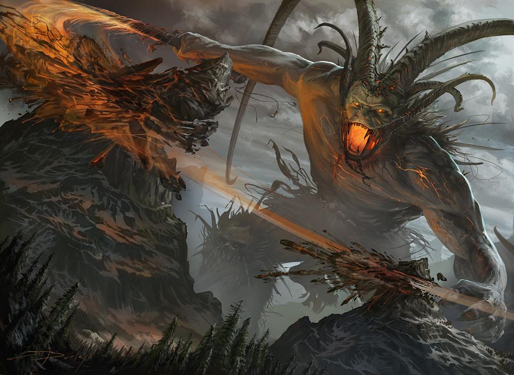 Surtur, Fire of Ragnarok