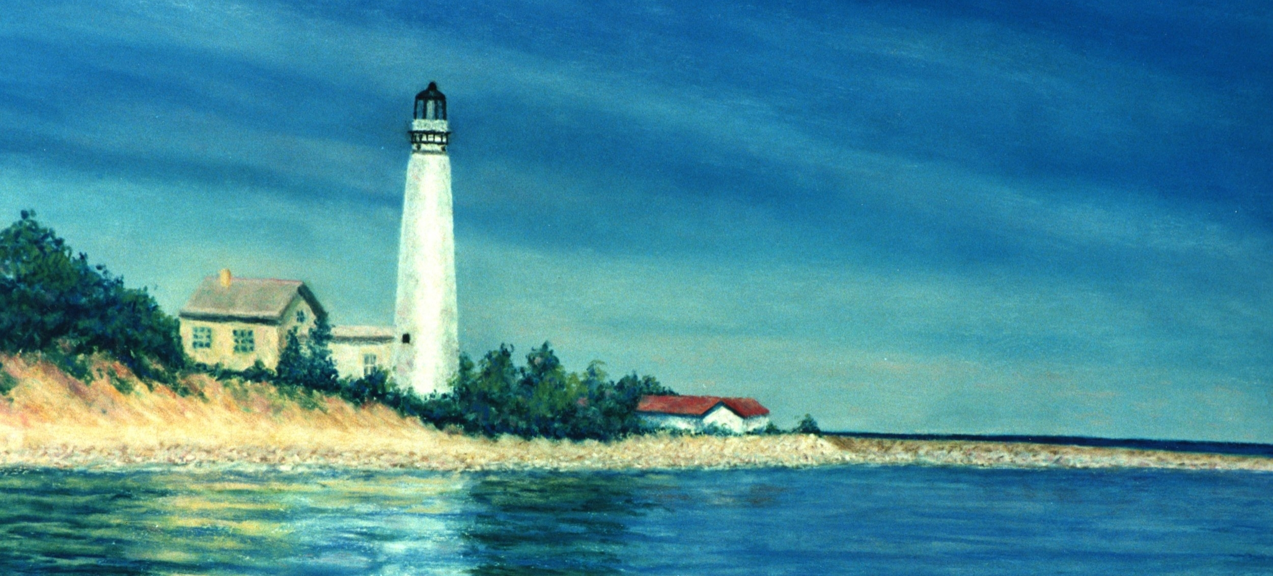 """Manitou Lighthouse"""