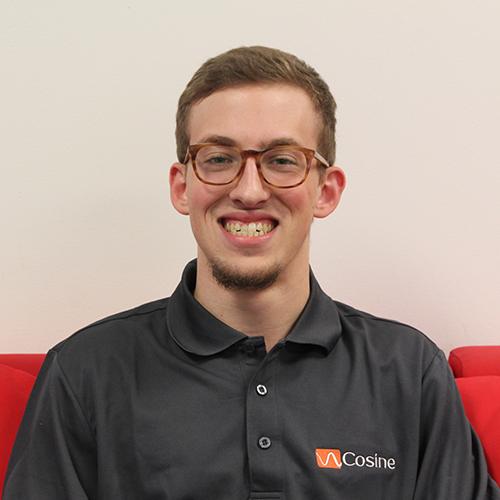 Colby Cupit   Senior Software Developer