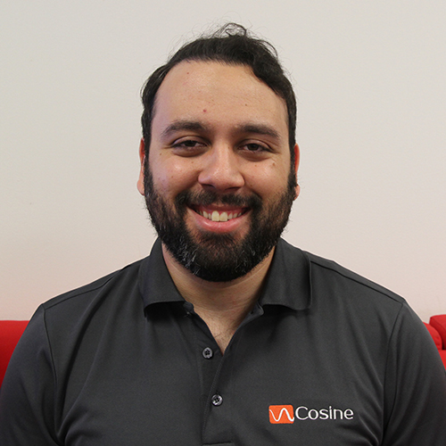 Jacob Jacobson   Director of Technical Support and Customer Service