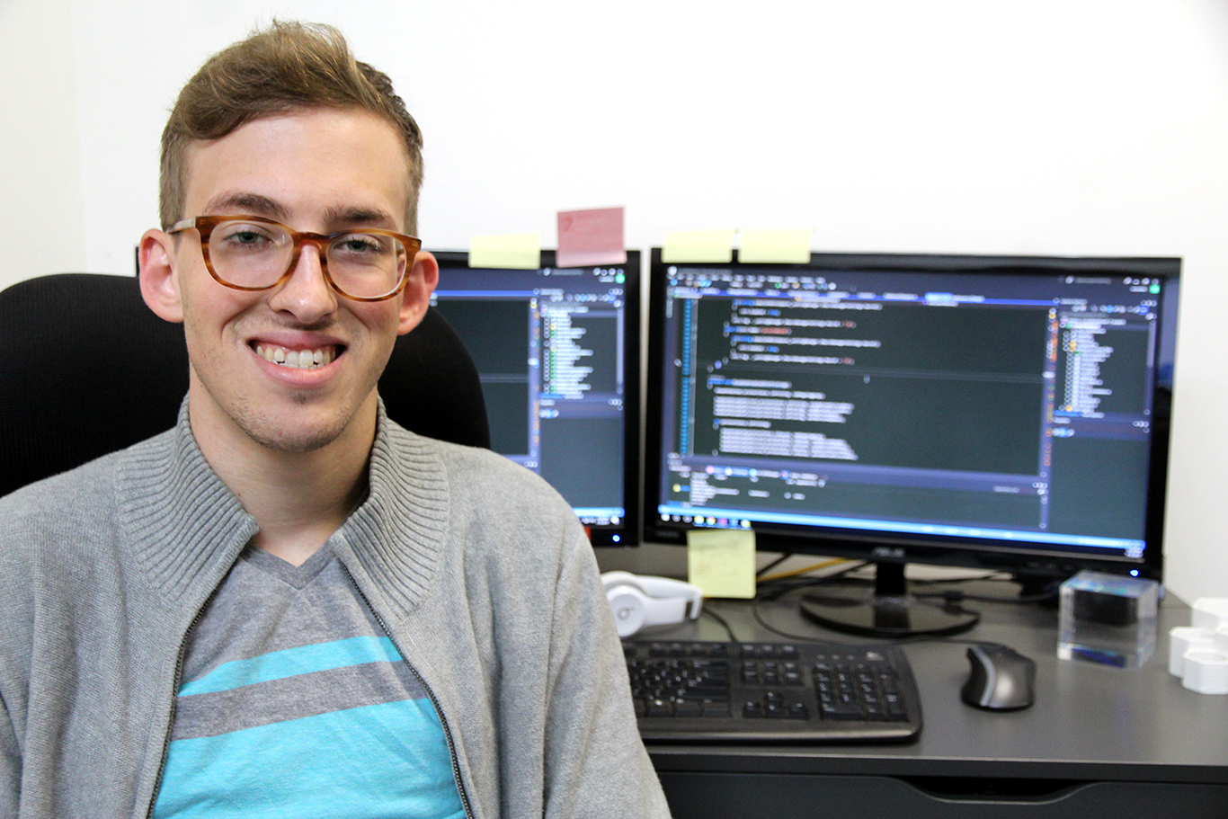Colby Cupit   Director of Software