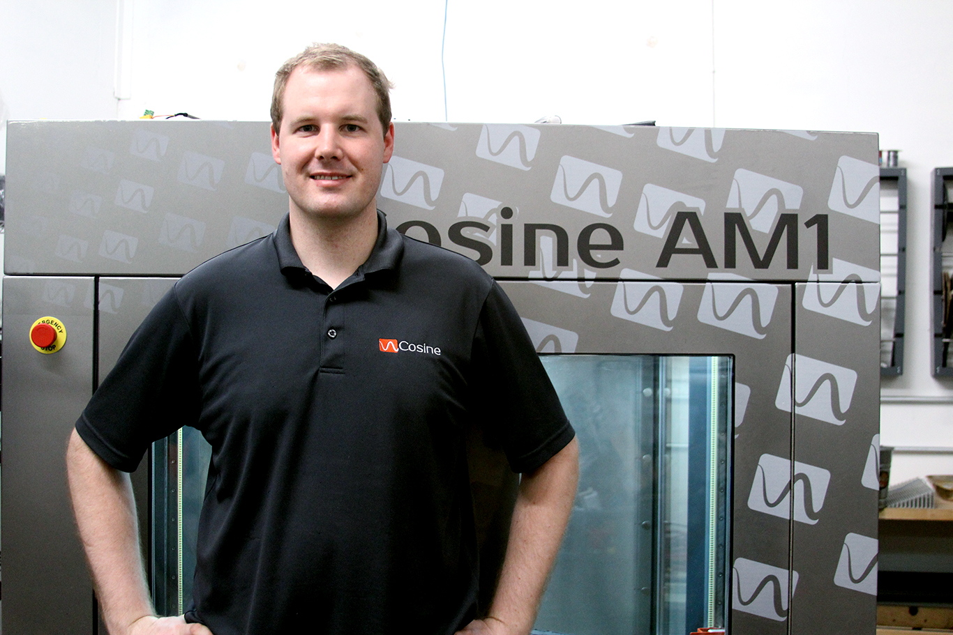 Andrew McCalip  Co-Founder and CTO