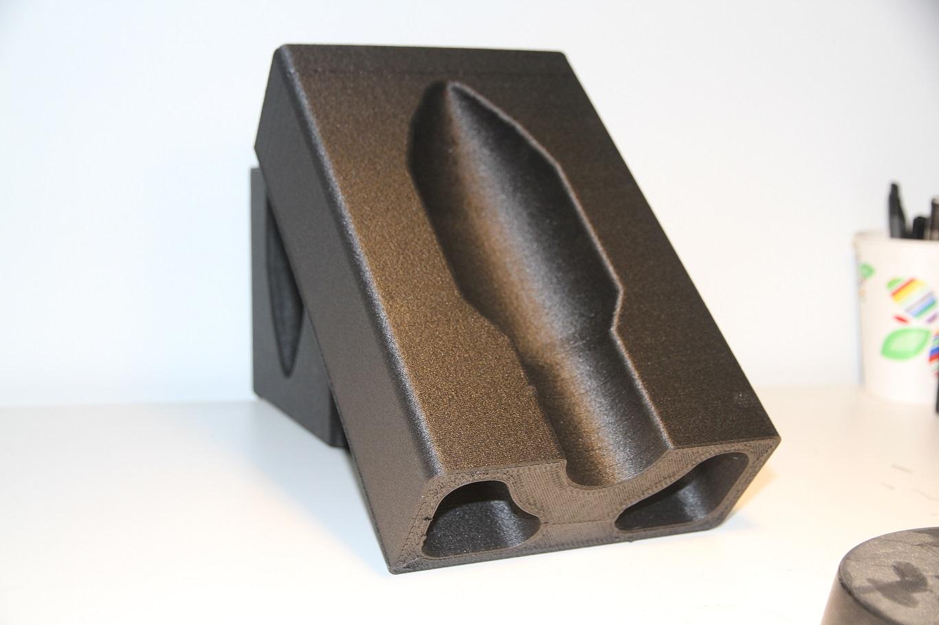 Rocket Nozzle Layup Mold $450