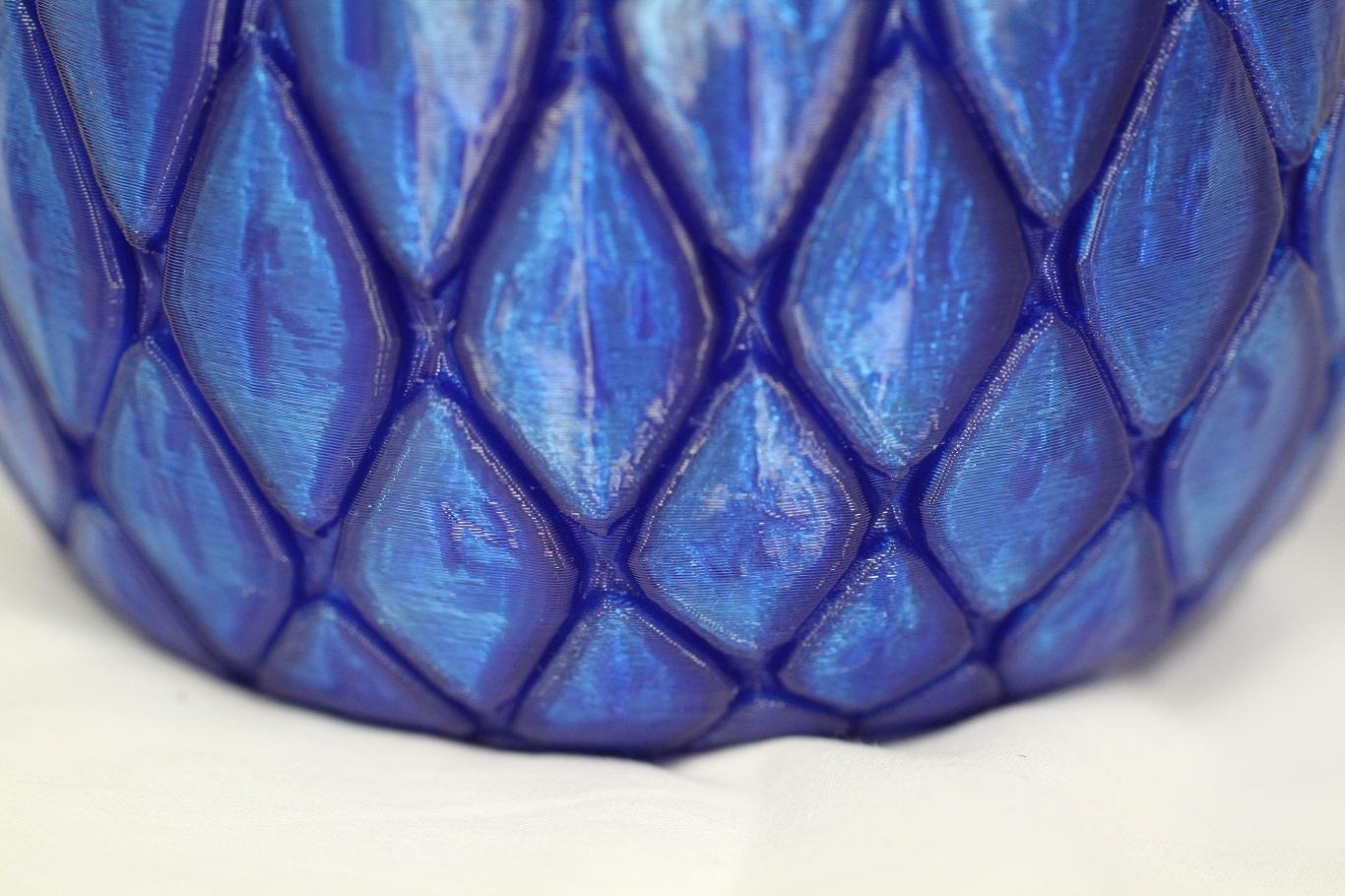 "Pineapple Blue PETG 24""(61cm) $600"