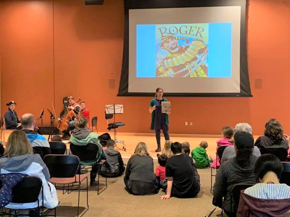 Tigard Library Spring 2019