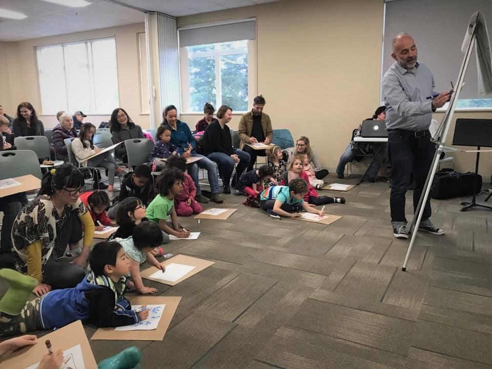 Cedar Mill Library Spring 2019
