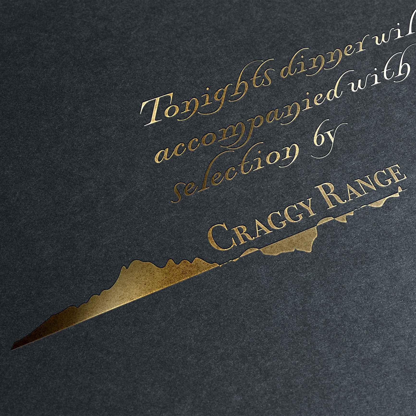 Craggy Range Re - Brand
