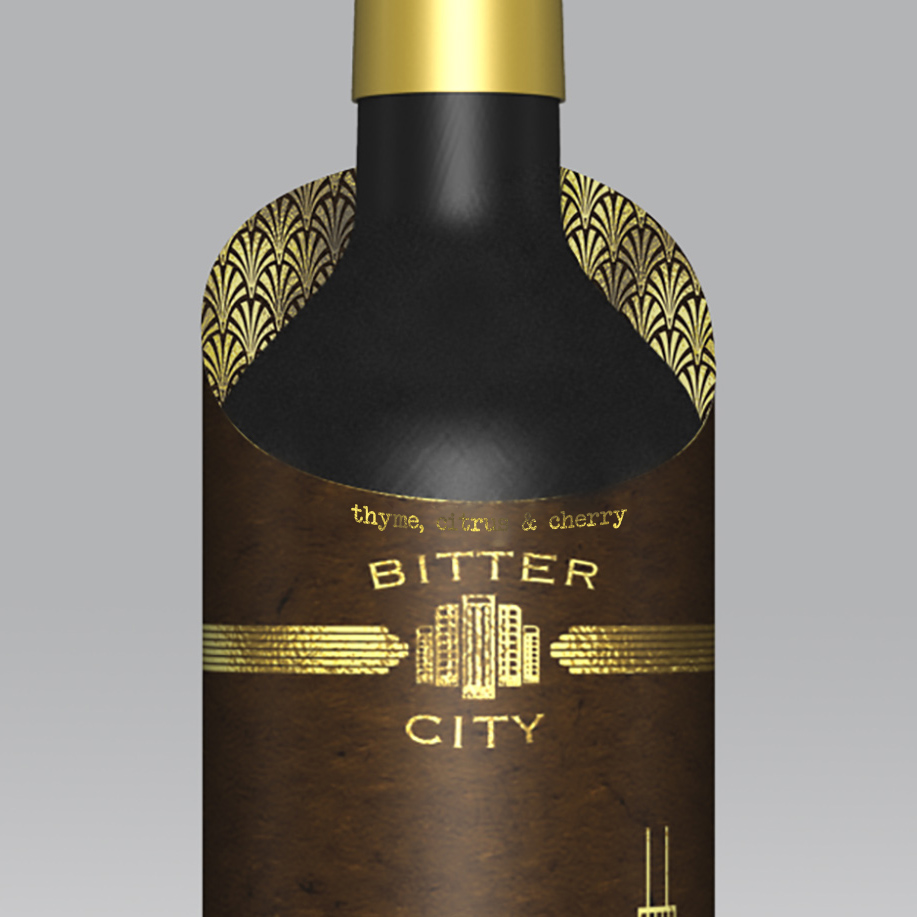 Bitter City - Bitters