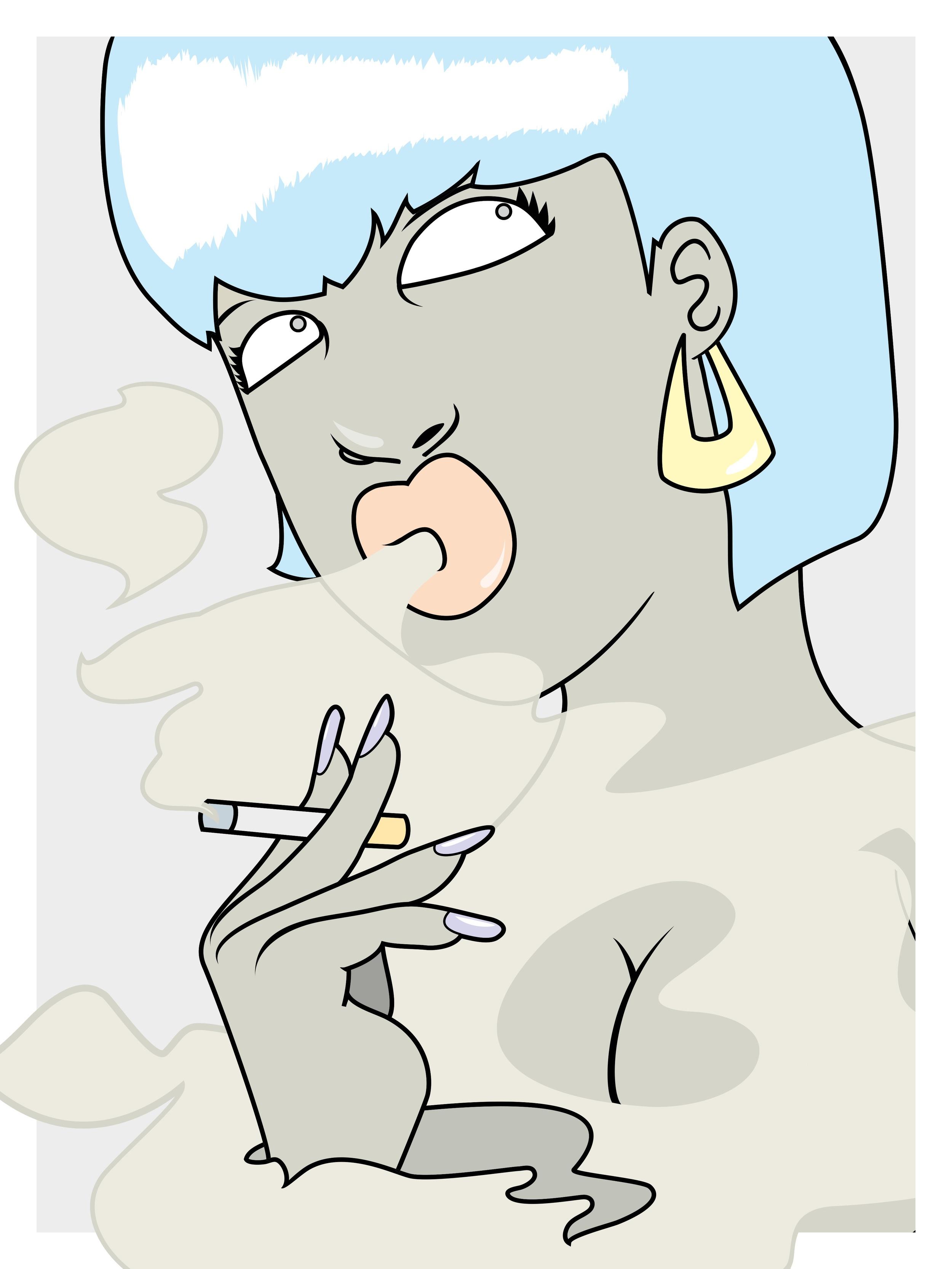 Smokes © Justina Bailey