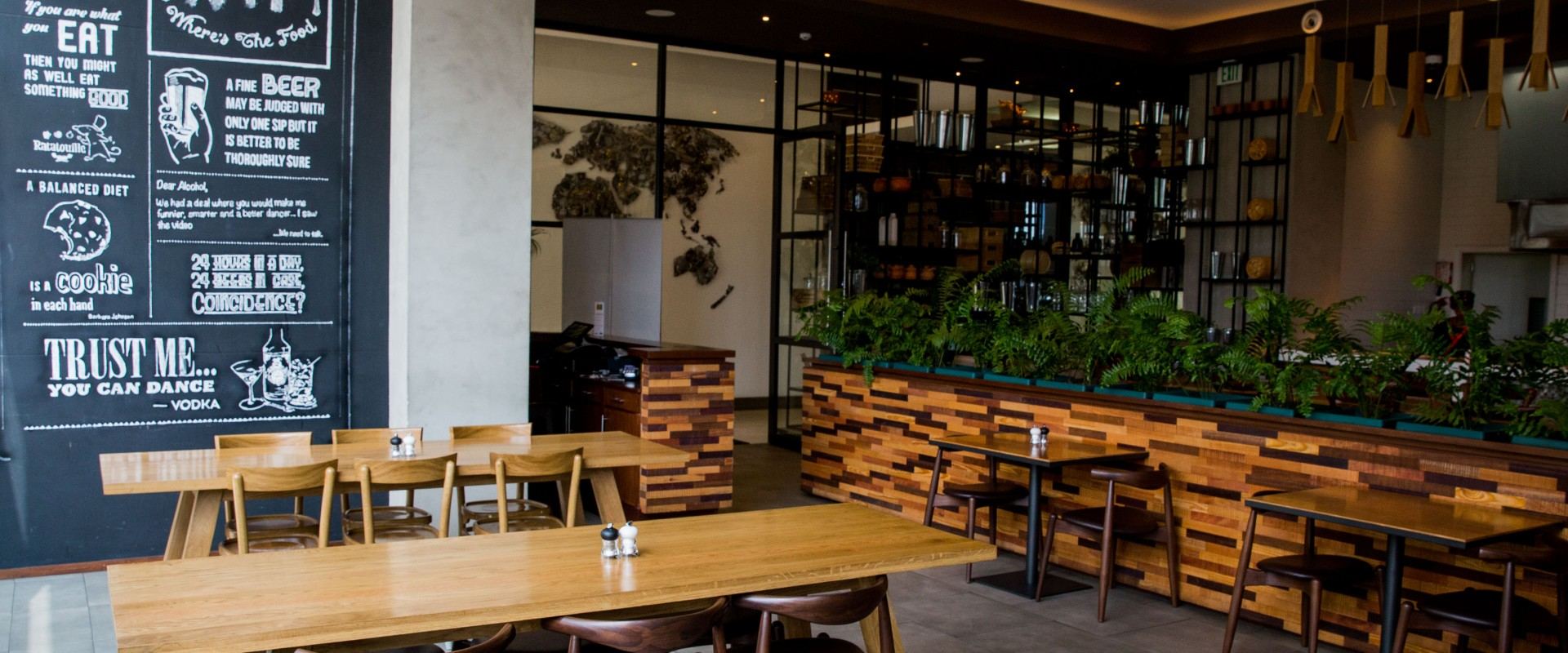 Urban Eatery / Nairobi